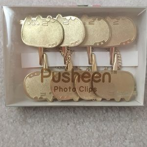 Pusheen Exclusive Photo Clips